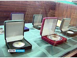 В музее Крамского можно увидеть все монеты, посвящённые Воронежу