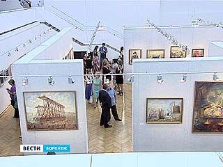В музее Крамского представлены работы Павла Кузнецова