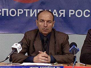 В Музее спорта состоится пресс-конференция Павла Брязгунова