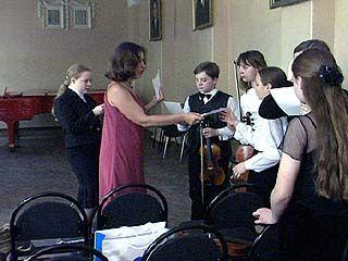 В музыкальной школе - 11-й выпуск