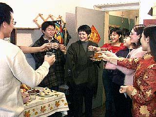 В ночь с 21 на 22 января жители Юго-восточной Азии отмечали Новый год
