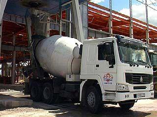В Новоусманском районе работает безотходное производство бетона
