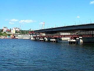 В ноябре будет открыта первая полоса движения по Чернавскому мосту