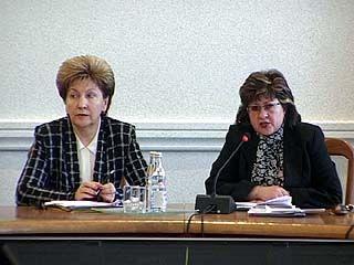 В обладминистрации проходит заседание по социальному развитию региона