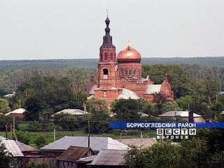 В области продолжается восстановление одной из старейших церквей