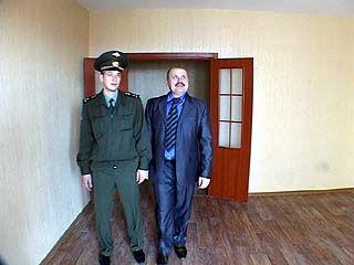 В области сотый военнослужащий получил квартиру по программе военная ипотека