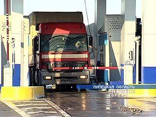 В области вводится ограничение на проезд большегрузов по федеральным трассам
