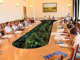 В Областной администрации обсудили проблемы развития малого бизнеса