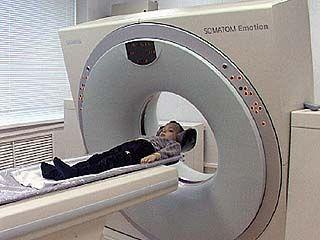 В Областной больнице появился томограф последнего поколения