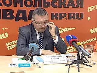 В областную избирательную комиссию во время выборов поступило 6 жалоб