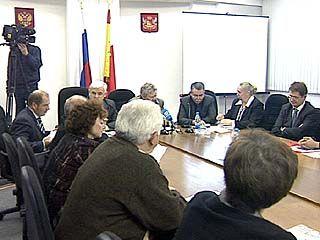 В облДуме обсудили проблемы развития местного самоуправления