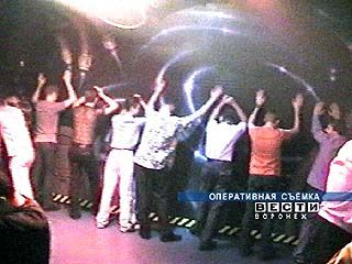 В одном из воронежских клубов обнаружена марихуана и Экстази