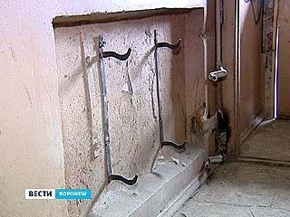В одной из многоэтажек Центрального района пропали батареи
