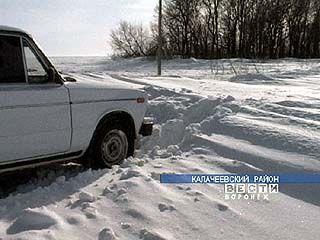 В Ольховатском районе произошло крупное ДТП, погибли 4 человека