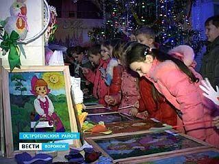 """В Острогожске прошёл второй фестиваль детского творчества """"Мы вместе"""""""