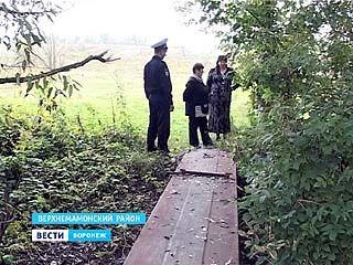 В отделение полиции села Лозовое с повинной пришел вор, который украл мост