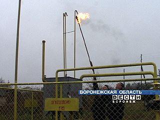 В Панинском районе открылся газопровод высокого давления