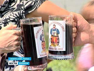 В Панинском районе прошёл первый в области квасной фестиваль