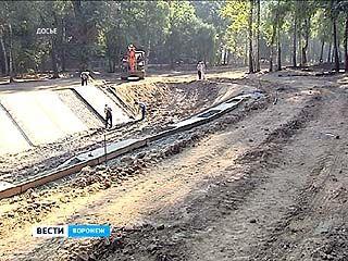 """В парке """"Динамо"""" купелей не будет, по крайней мере, в его центральной части"""