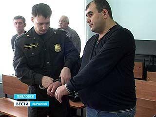 В Павловске вынесли приговор за избиение рыбинспектора
