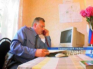 В Павловском районе открылся 17 опорный пункт милиции