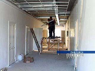 В Павловской районной больнице откроется новый корпус