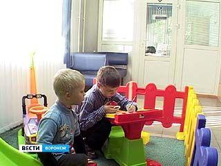 В Пенсионном фонде Центрального района открылась детская площадка