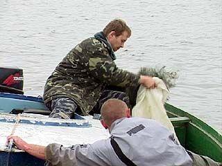 В период нереста сотрудникам Рыбохраны расслабляться некогда