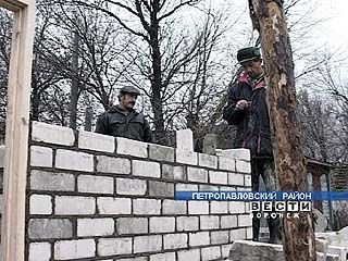 В Петропавловском районе приступили к реконструкции Дома престарелых