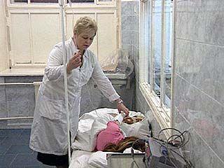 В Петропавловском районе зафиксировано массовое отравление детей