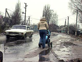 В Подгорном не соблюдаются требования безопасности дорожного движения