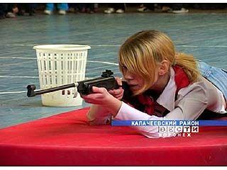 В поселке Пригородный состоялся военно-спортивный праздник