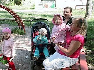 В поселке Сомово катастрофически не хватает детских садов