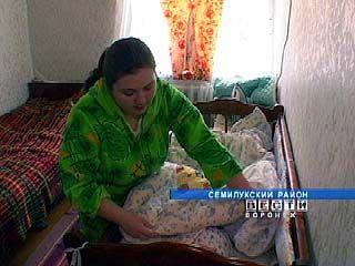 В поселке Стрелица Семилукского района отопительный сезон уже закончился