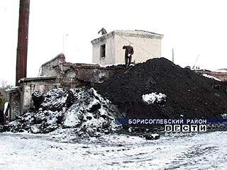 В посёлке Водострой до сих пор нет газа