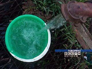 В Поворино новый водопровод появится через 2 года