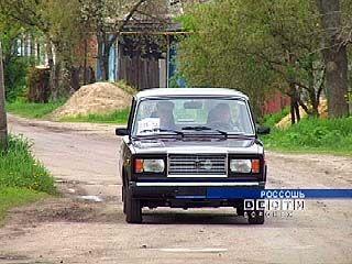 В Поворинском районе под колесами автомобиля погибла двухлетняя девочка