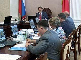 В правительстве области состоялось заседание антинаркотической комиссии