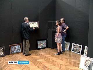 В рамках Платоновского фестиваля начали работать выставки