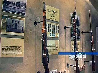 В Рамони появился Музей имени оружейника Мосина
