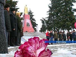 В районах Воронежской области вспоминают события далекого 1943 года