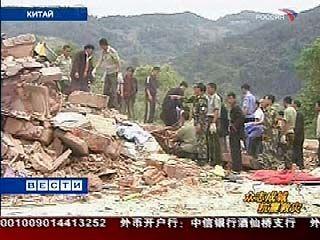 В разрушенной провинции Китая остаются семь воронежских студентов