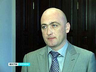 В регион прибыл заместитель министра образования и науки России Максим Дулинов