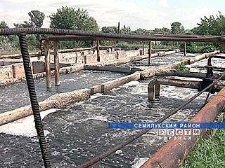 В реку Девица попадают неочищенные стоки