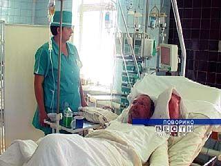 В результате ЧП в Поворино пострадало три человека