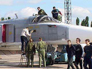 В России отмечают День Военно-Воздушных Сил
