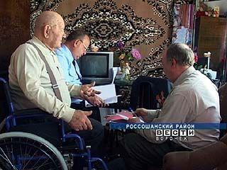 В Россоши инвалид войны борется за право заменить свой автомобиль