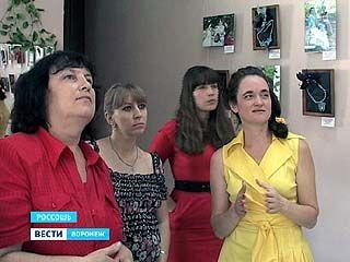 В Россоши открылась совместная выставка Виктора Литвинова и Аксаны Волгуцковой