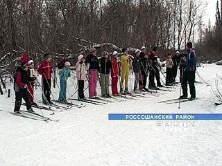 В Россоши подрастают чемпионы по зимним видам спорта