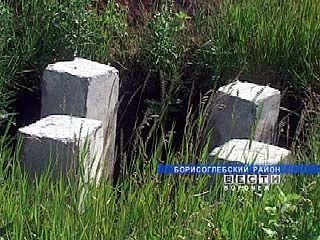 В селе Бойдурово заморожено строительство телефонной вышки